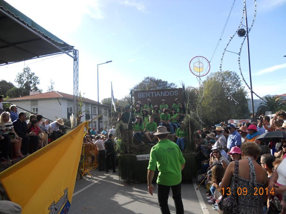 Bertiandos nas Feiras Novas 2014