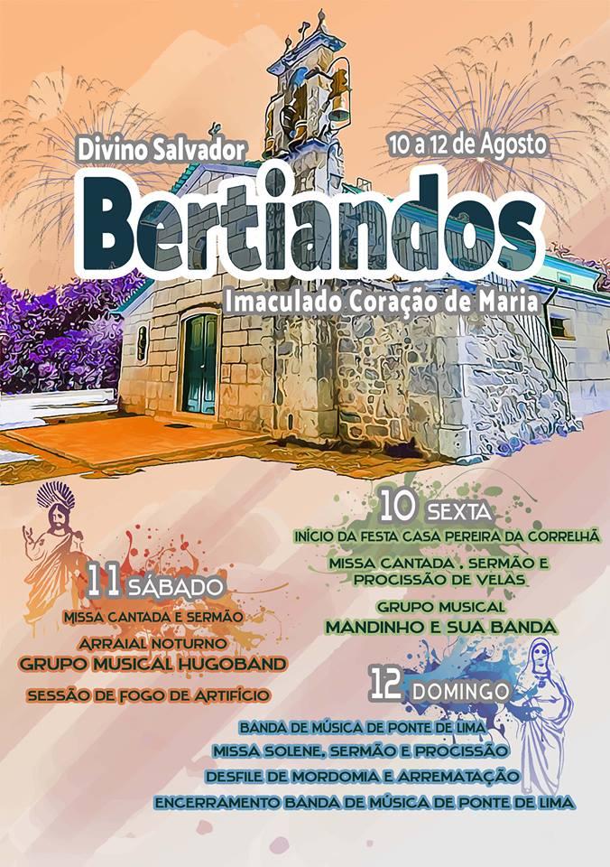 Festa de Bertiandos 2018