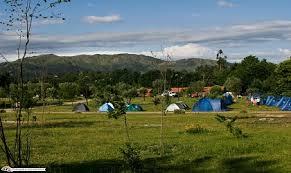 Parque Campismo - Quinta de Pentieiros