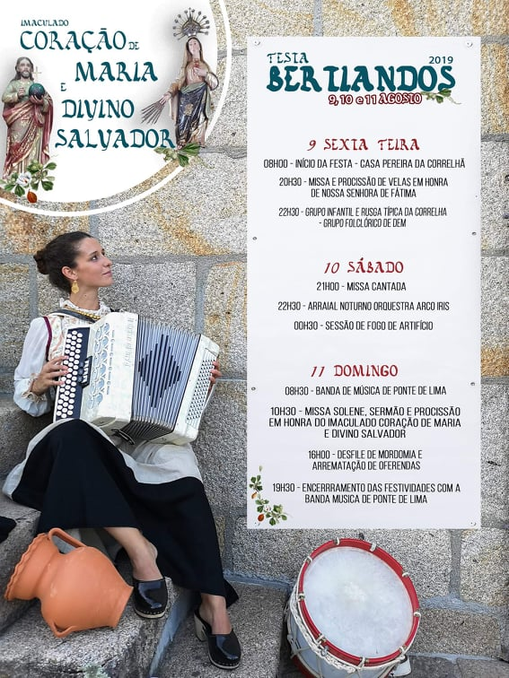 Festa de Bertiandos 2019