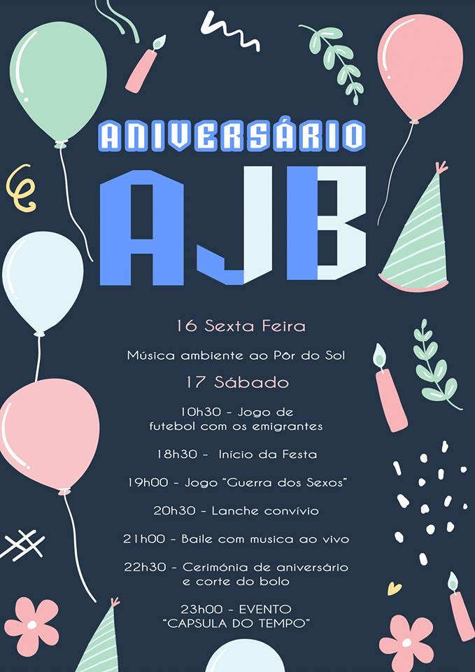 18º Aniversário da Associação de Jovens de Bertiandos