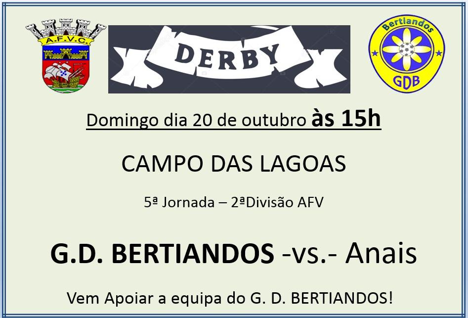 GD Bertiandos - Anais