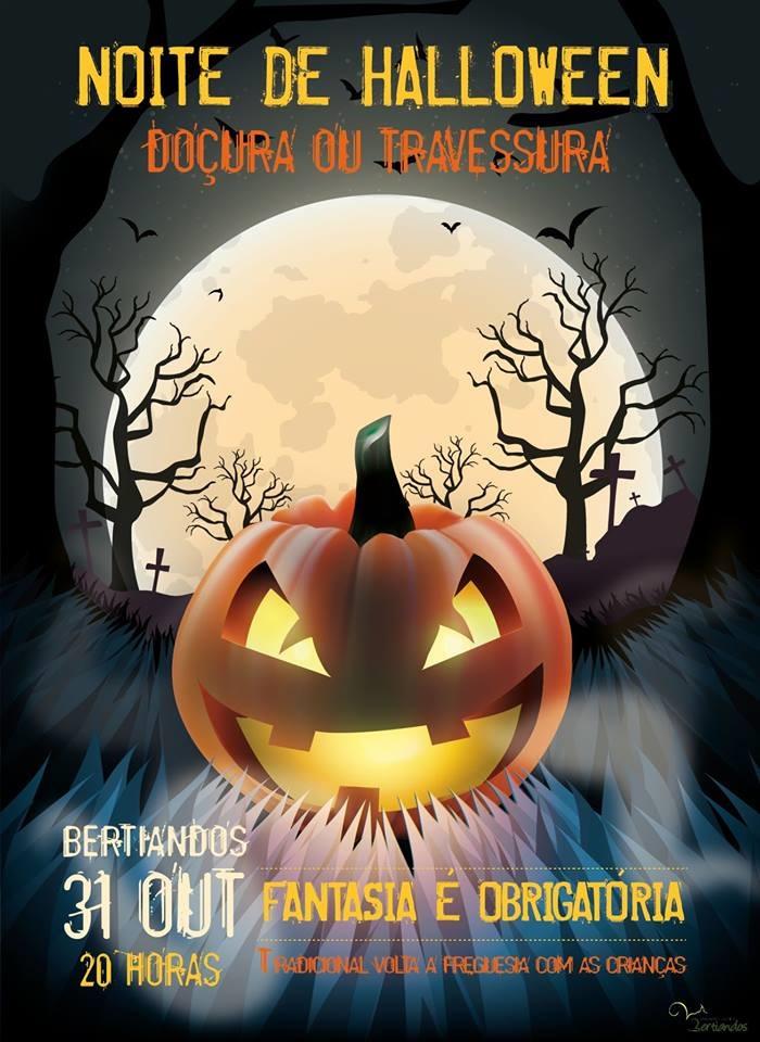 Noite de Halloween!