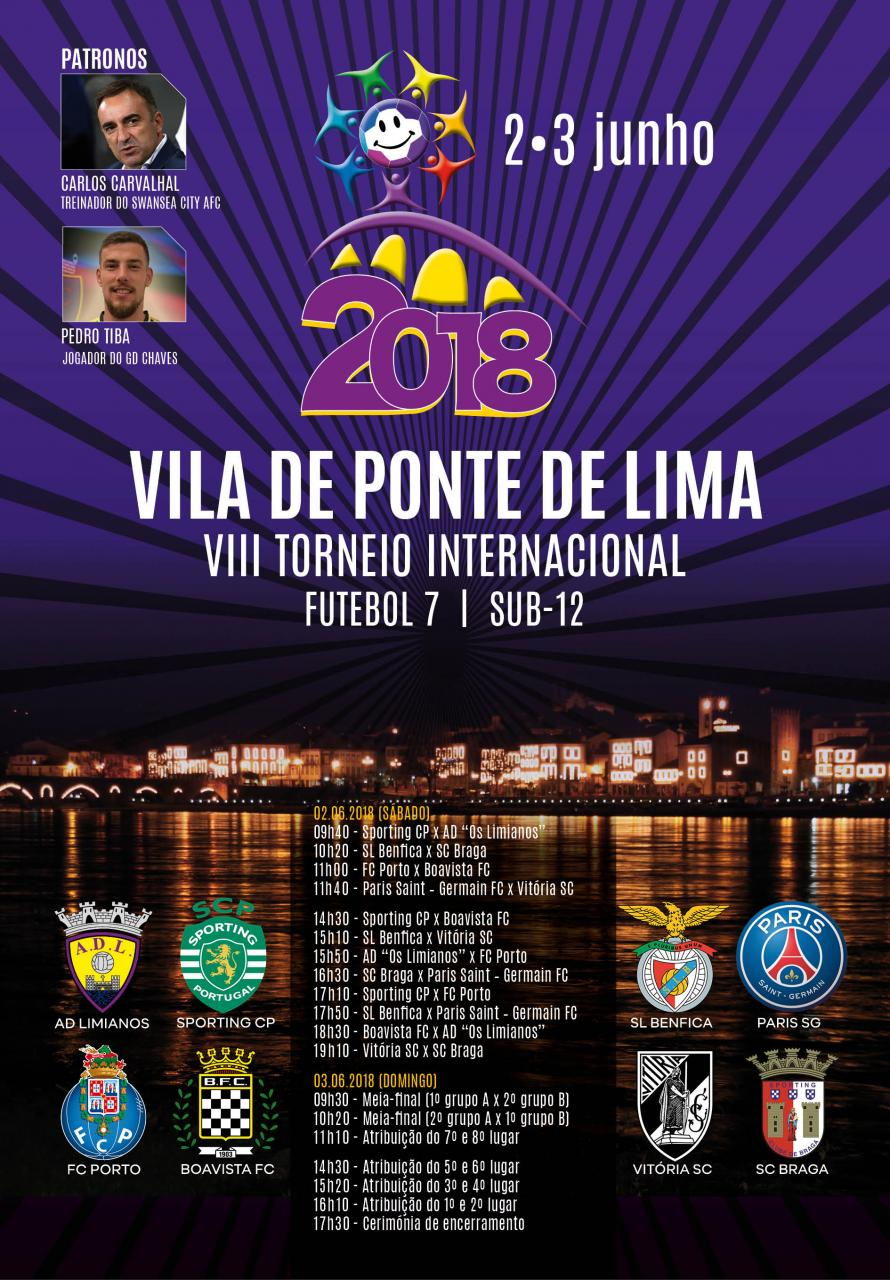 VIII Torneio Internacional da Vila de Ponte de Lima