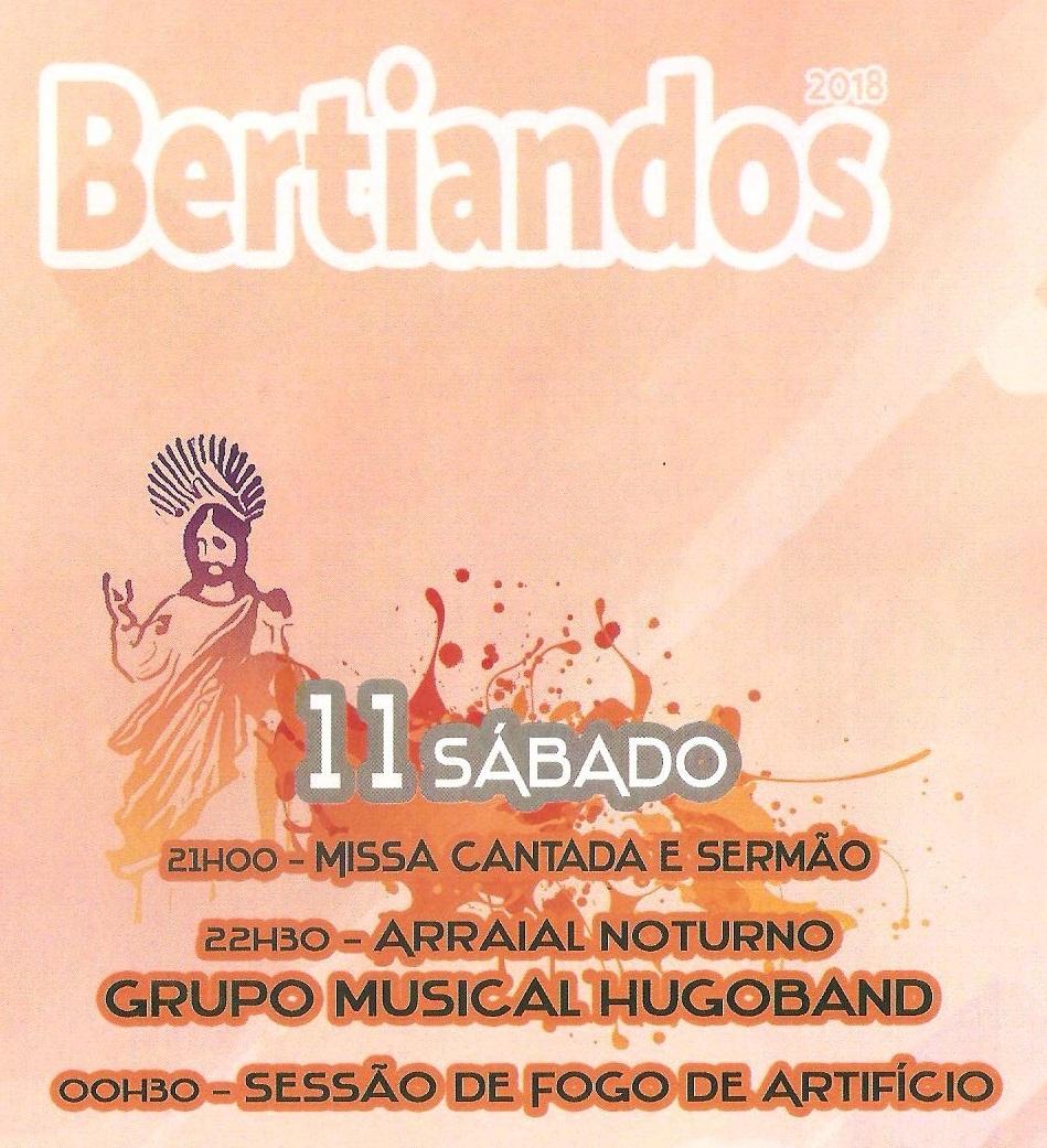 Festa de Bertiandos 2º dia.