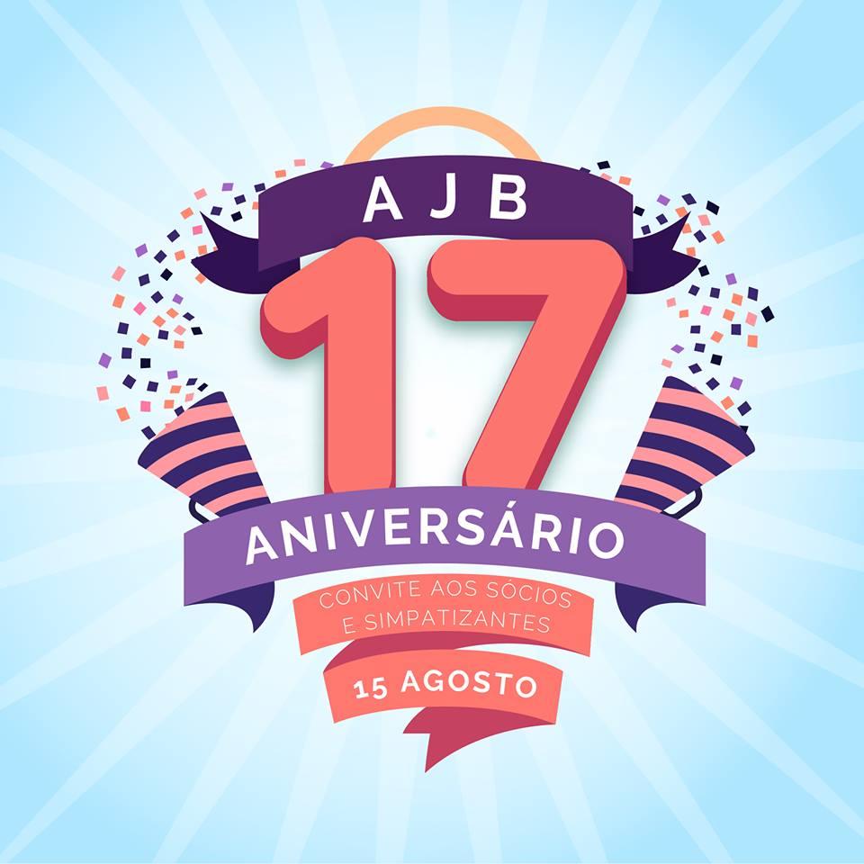 17º aniversário da AJB